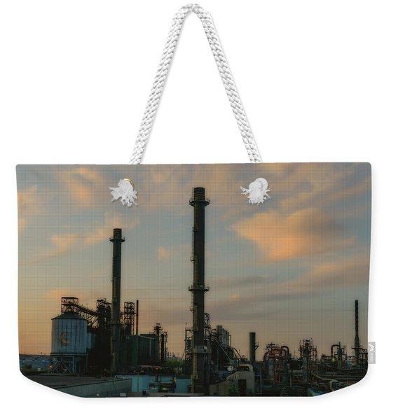 Stacks Weekender Tote Bag