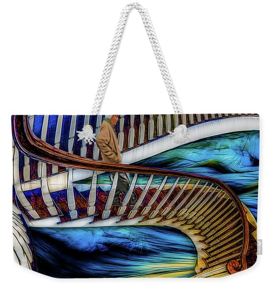Stairway To Perdition Weekender Tote Bag