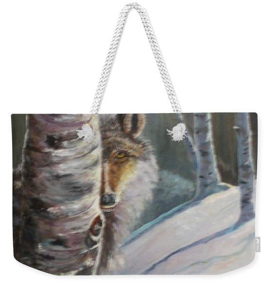 Stalking Weekender Tote Bag
