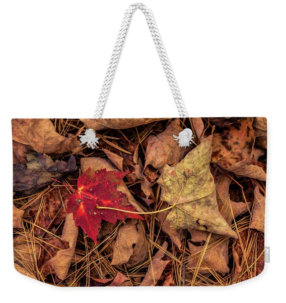 Stand-out Weekender Tote Bag