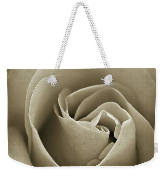 Weekender Tote Bag featuring the photograph Standard by Michelle Wermuth