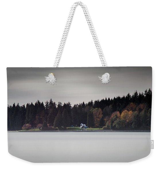 Stanley Park Vancouver Weekender Tote Bag