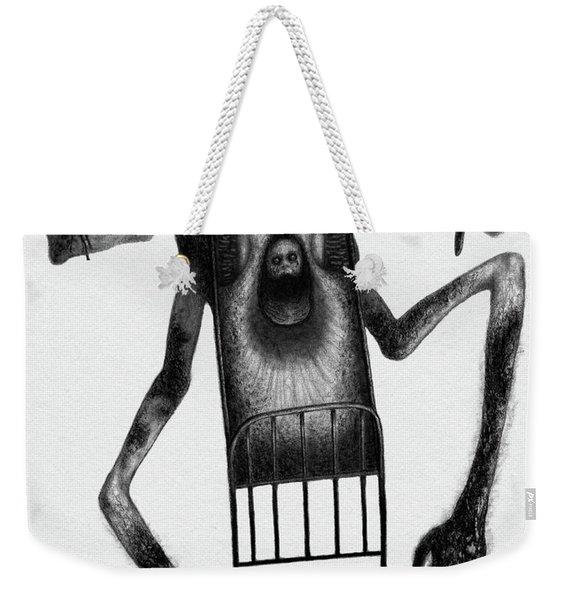 Stanley The Sleepless - Artwork Weekender Tote Bag