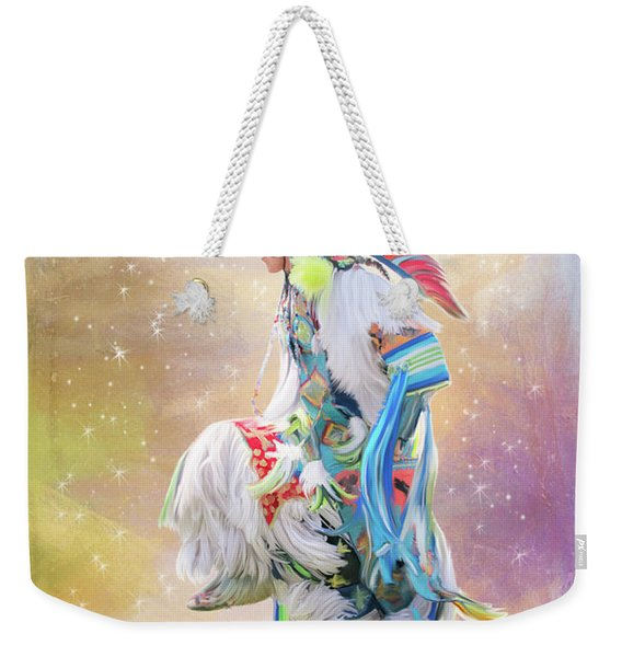 Star Dancer Weekender Tote Bag