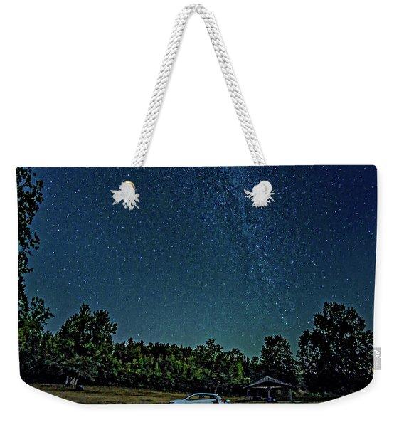 Star Shooter Weekender Tote Bag