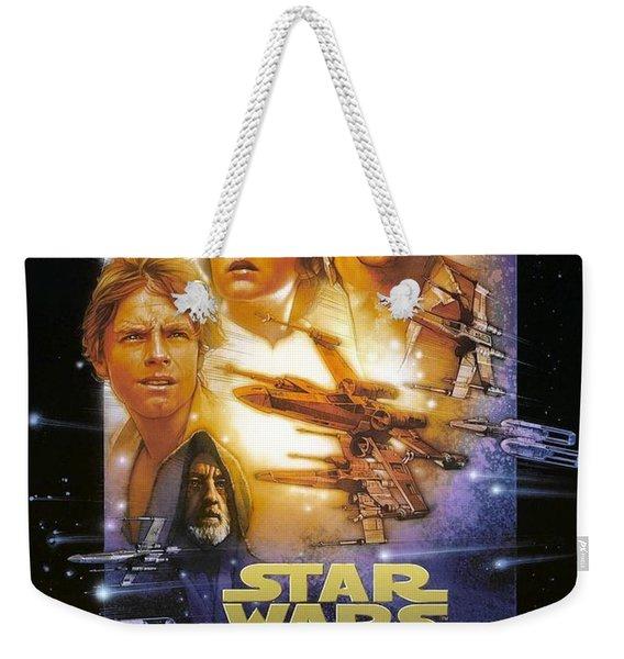 Star Wars. Episodio Iv Weekender Tote Bag