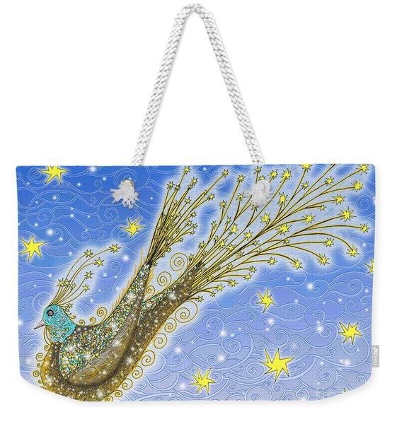 Starbird Weekender Tote Bag