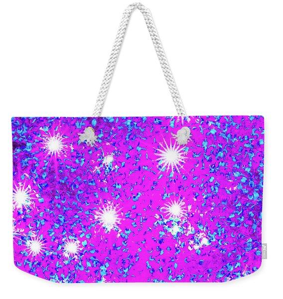 Starlight 4 Weekender Tote Bag