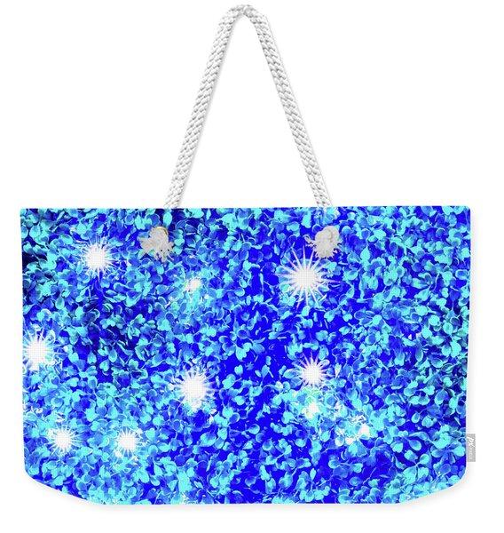 Starlight 7 Weekender Tote Bag