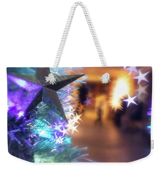 Stary Night 1 Weekender Tote Bag