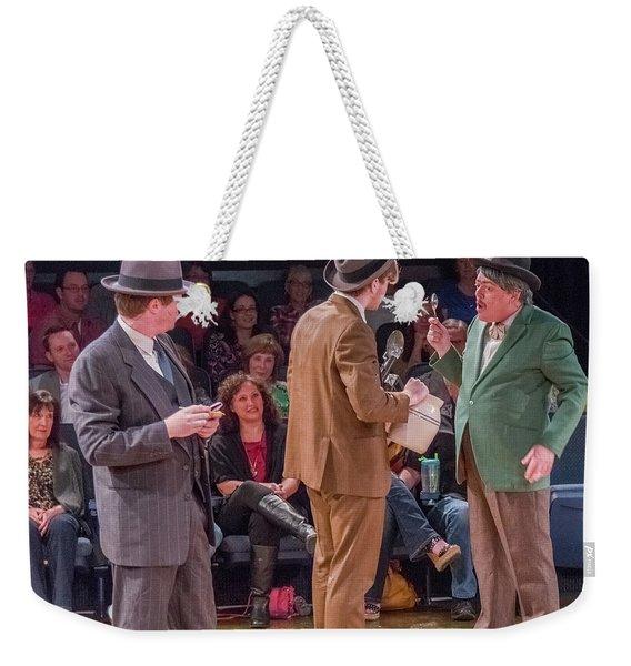 State  Fair Weekender Tote Bag