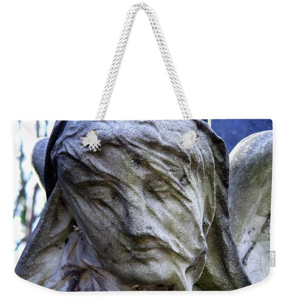 Statue, Thought Weekender Tote Bag