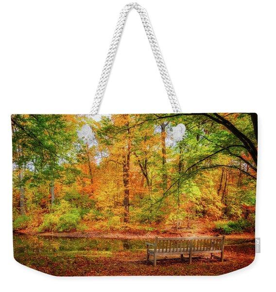 Stay  Weekender Tote Bag