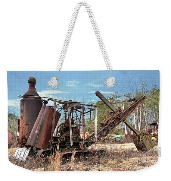 Steam Powered Equipment Weekender Tote Bag