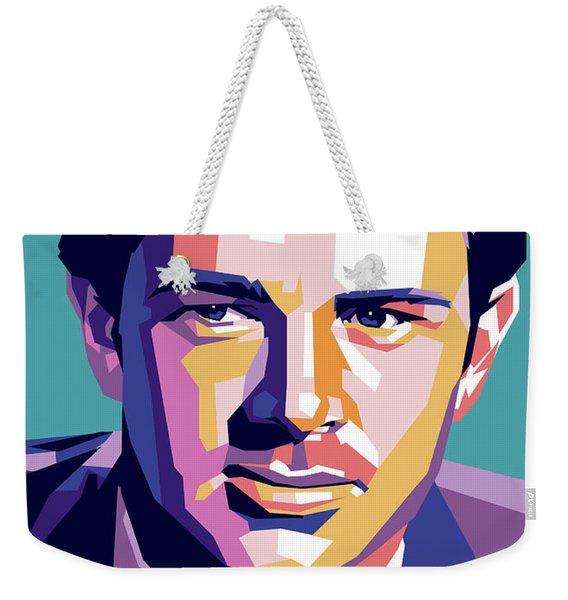 Sterling Hayden Weekender Tote Bag
