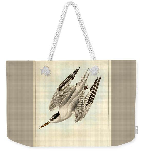 Sterna Elegans Weekender Tote Bag