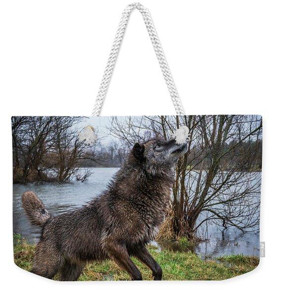 Stick Get It Weekender Tote Bag