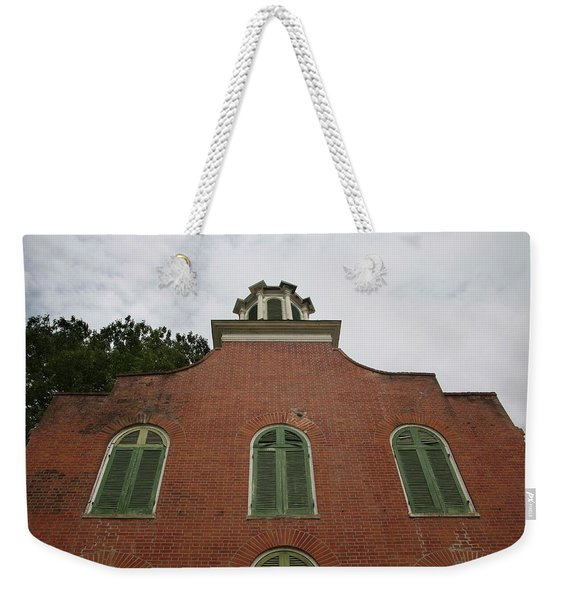 Still Standing Proud Weekender Tote Bag