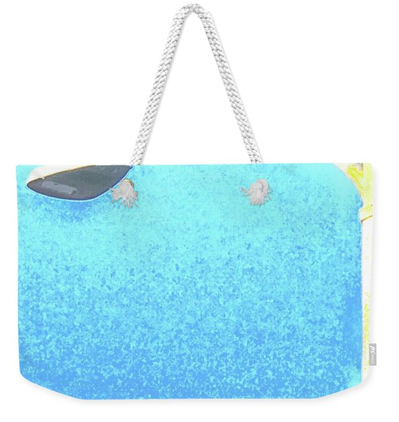 Still Time To Play Weekender Tote Bag