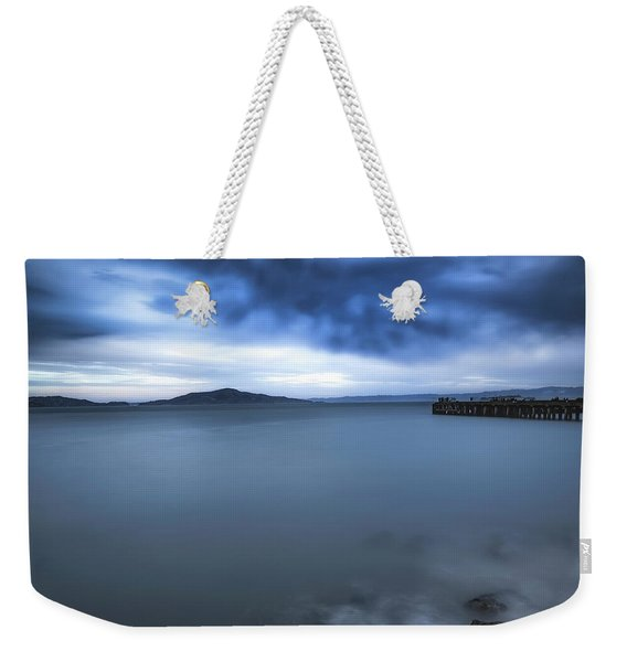 Still Waters- Weekender Tote Bag