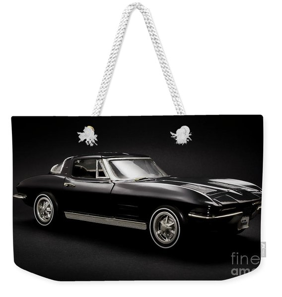 Stingray Style Weekender Tote Bag