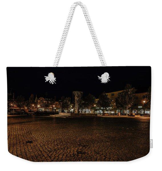 stora torget Enkoeping #i0 Weekender Tote Bag