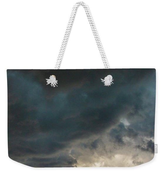 Storm Chasin In Nader Alley 012 Weekender Tote Bag