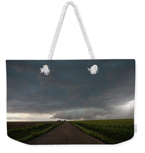 Storm Chasin In Nader Alley 025 Weekender Tote Bag