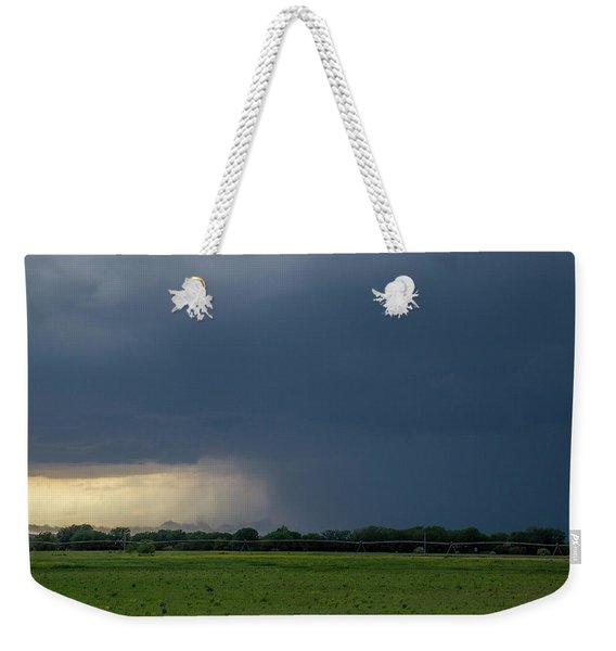 Storm Chasing West South Central Nebraska 002 Weekender Tote Bag