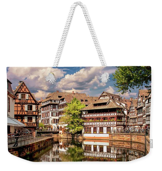 Strasbourg Center Weekender Tote Bag