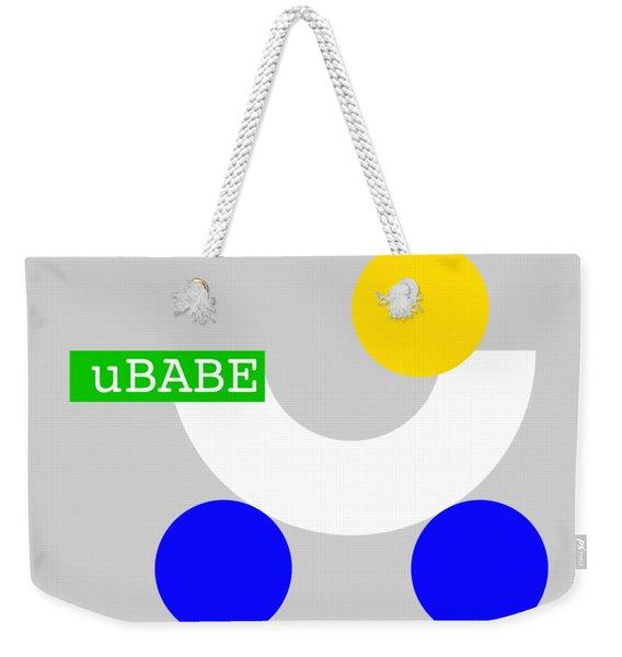 Stroll Babe Weekender Tote Bag