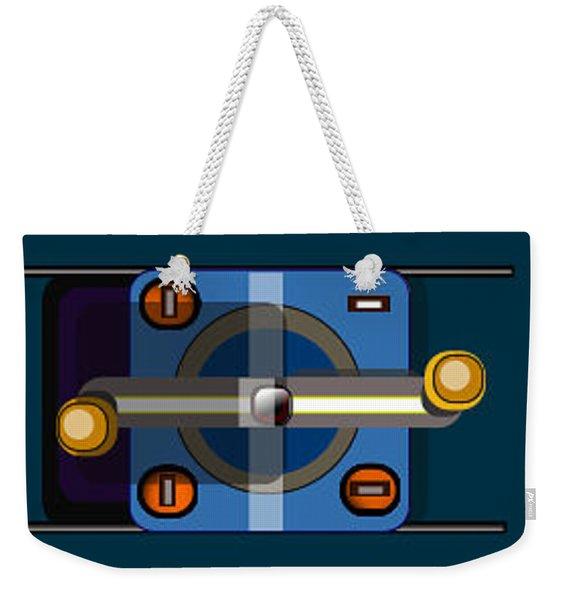 Strongbox Weekender Tote Bag