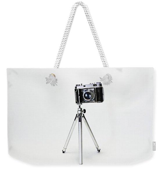 Studio. Kodak Retina 2. Weekender Tote Bag