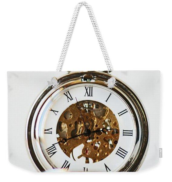 Studio. Pocketwatch. Weekender Tote Bag