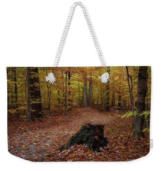 Stump Weekender Tote Bag