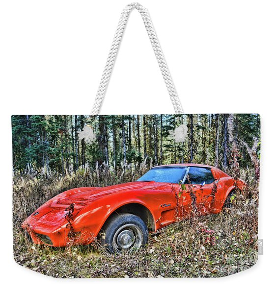 Stung Weekender Tote Bag