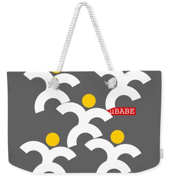 Style Dance Weekender Tote Bag