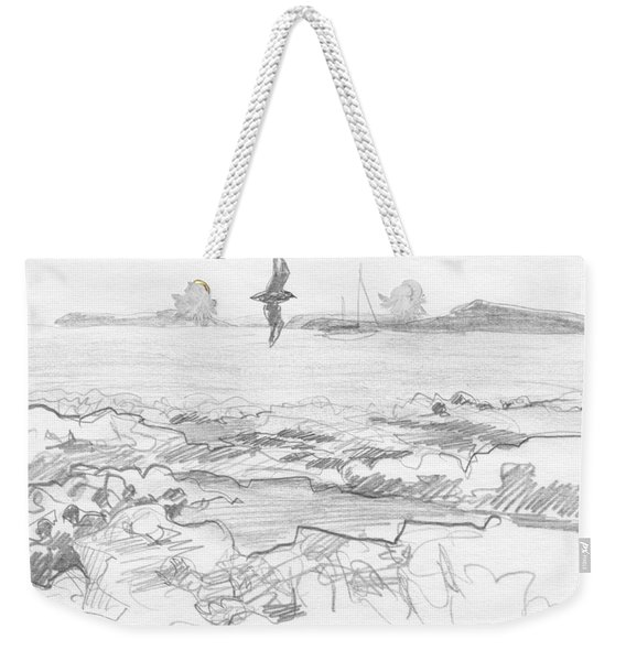 Subantarctic Island Weekender Tote Bag