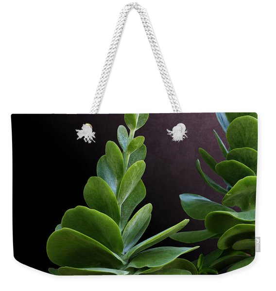 Succulent Spear Weekender Tote Bag