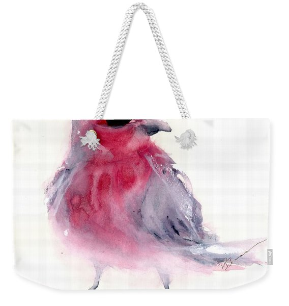 Sudden Storm Weekender Tote Bag