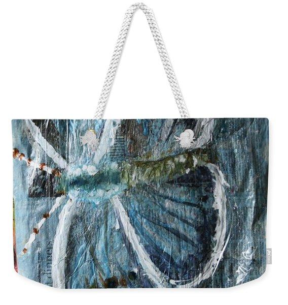 Suffocation Weekender Tote Bag