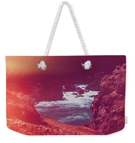 Summer Dream IIi Weekender Tote Bag