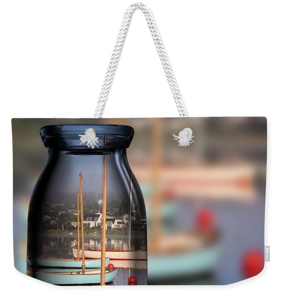 Summer Evening Denmark  Weekender Tote Bag