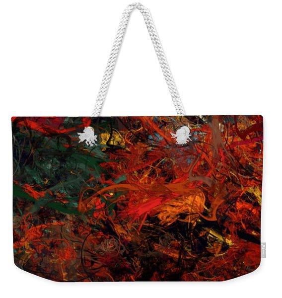 Summer In Paris Weekender Tote Bag