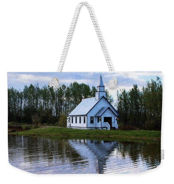 Summer In The Valley - Hope Valley Art Weekender Tote Bag