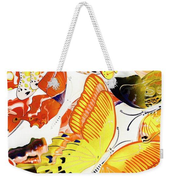 Summers Design Weekender Tote Bag