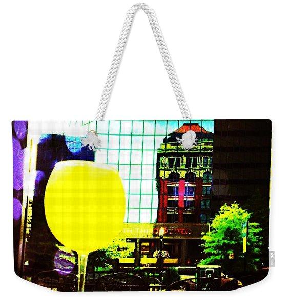 Summertime Downtown Lexington  Weekender Tote Bag