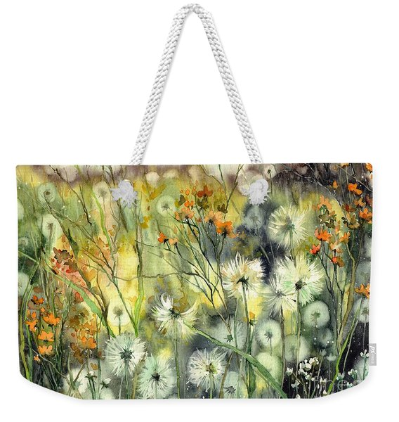 Summertime Sadness Weekender Tote Bag