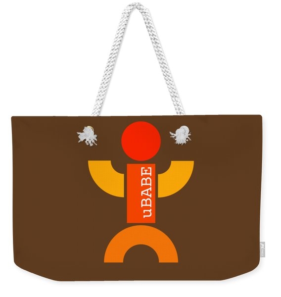 Sun Fun Weekender Tote Bag