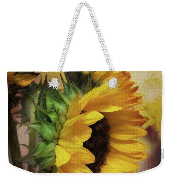 Sun Is Up Weekender Tote Bag